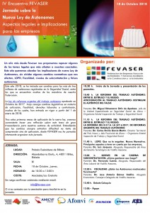 IV Encuentro FEVASER.